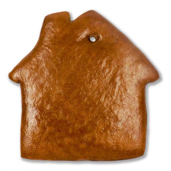 Lebkuchen Haus Rohling ohne Alles - 30cm