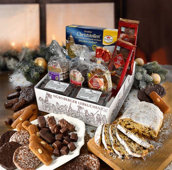 Festtag Lebkuchen Geschenkpaket