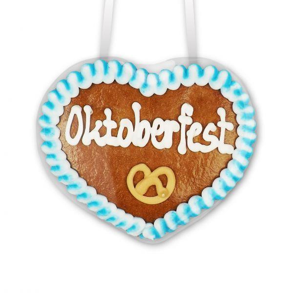 Lebkuchenherz 8cm - Oktoberfest