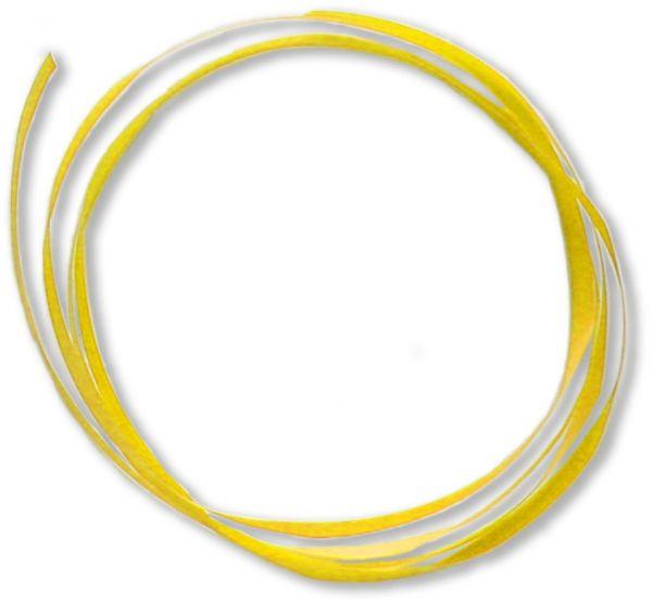 Umhängeband - gelb - 20m