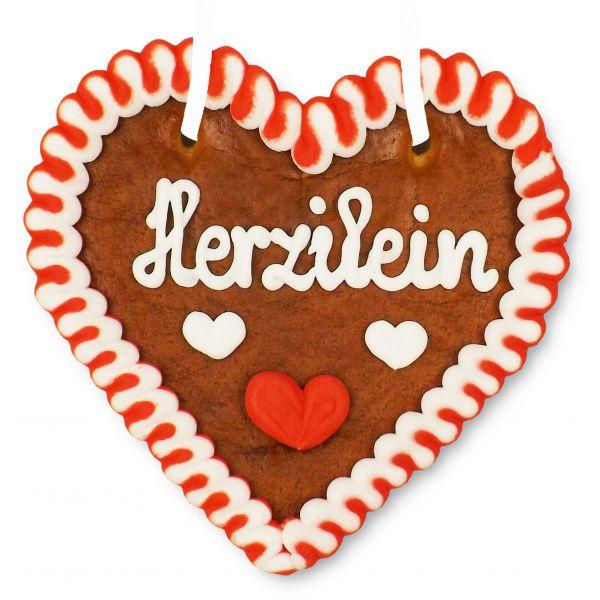 Lebkuchenherz 12cm - Herzilein