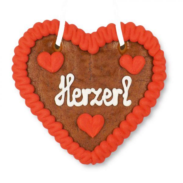 Lebkuchenherz 12cm - Herzerl