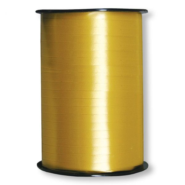 Umhängeband - gold - 500m