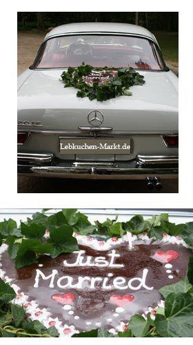 XXL Lebkuchenherz Autohalterung - Größe: 43x50x4cm