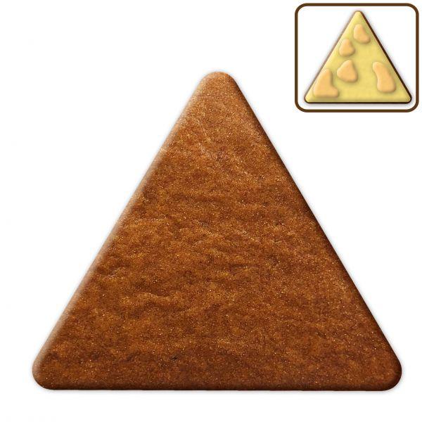 Lebkuchen Dreieck Rohling ohne Alles - 25cm