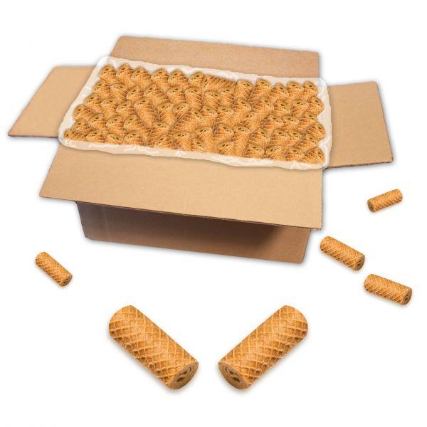 Waffelröllchen (Cigarillo Gebäck), lose Ware - 1,5 kg