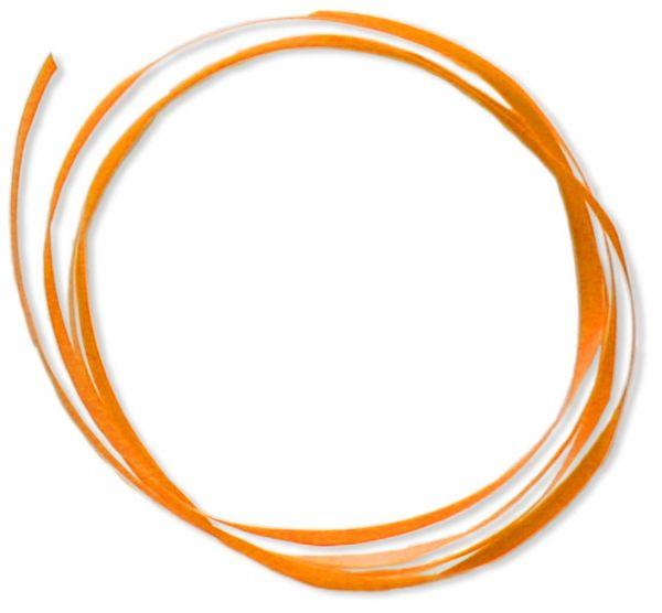 Umhängeband - orange - 20m