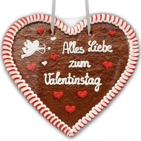 Lebkuchenherz 50cm - Alles Liebe zum Valentinstag
