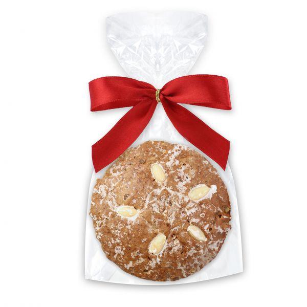 Große Nürnberger Elisen Lebkuchen - Zuckerglasiert - Einzelverpackt