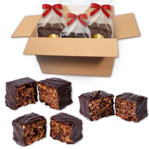 Lebkuchen Konfektsteine Probierpaket - 3 Sorten je 300g