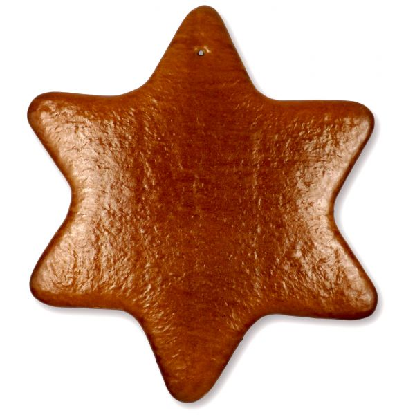 Lebkuchen Rohlinge Stern - ohne Alles - 41cm