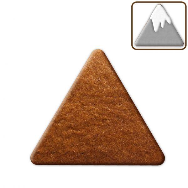 Lebkuchen Dreieck Rohling ohne Alles - 15cm