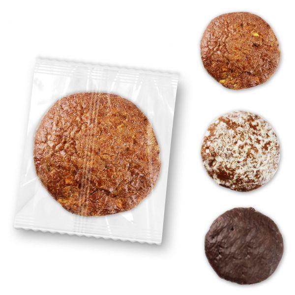 Oblaten Lebkuchen - Einzelverpackt - Gemischt