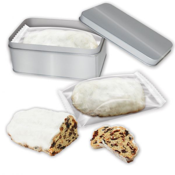 Mini Marzipanstollen in Dose - 200g