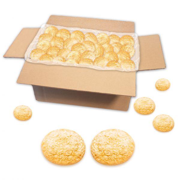 Kokos Butterplätzchen, lose Ware - 2 kg