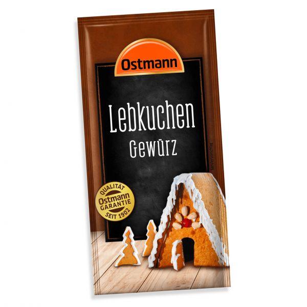 Ostmann Lebkuchen Gewürz 15g - Original Artikel | Lebkuchen-Welt