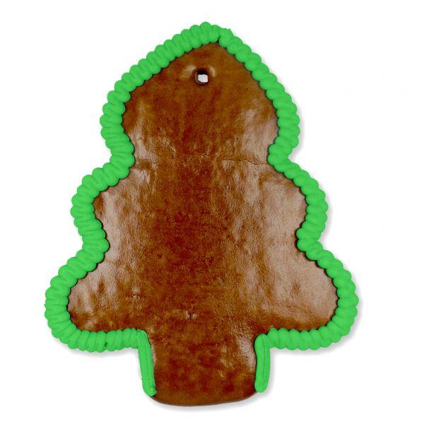 Lebkuchen Rohling Weihnachtsbaum - mit Rand - 20cm