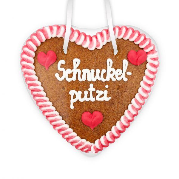 Lebkuchenherz 14cm - Schnuckelputzi