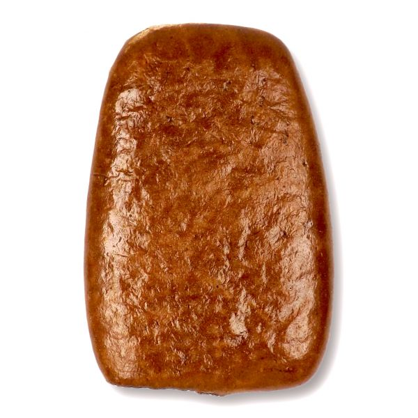 Lebkuchen Rohling Lederhose - ohne Alles - 11cm