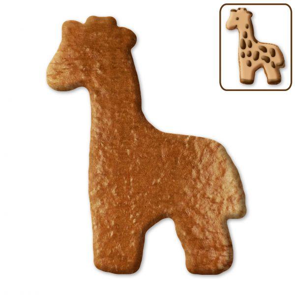 Lebkuchen Giraffe Rohling ohne Alles - 12cm
