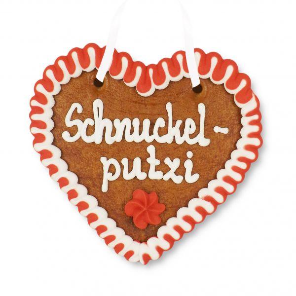 Lebkuchenherz 12cm - Schnukelputzi